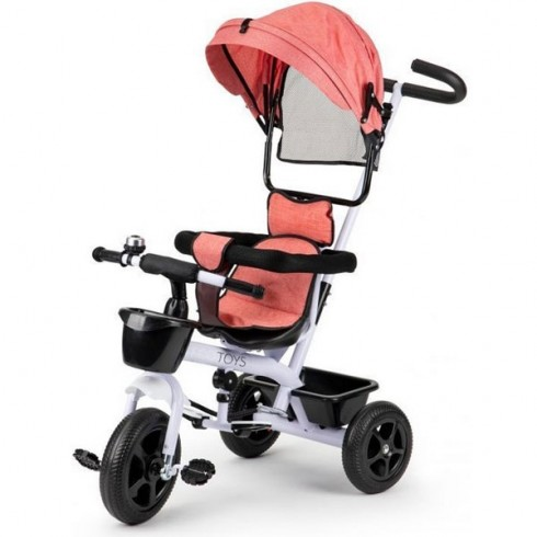Tricicleta Ecotoys BW-212 roz