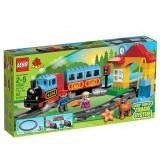 LEGO DUPLO Primul meu set de trenuri (10507) {WWWWWproduct_manufacturerWWWWW}ZZZZZ]