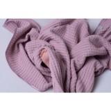 Patura tricotata Amy Puzzle 72 x 110 cm Roz