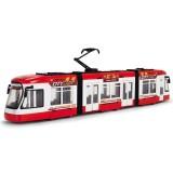 Tramvai Dickie Toys City Liner rosu {WWWWWproduct_manufacturerWWWWW}ZZZZZ]