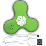 Jucarie interactiva Bontempi Wireless spinner verde
