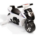 Motocicleta Cangaroo Balance Motor First Step 617 alb