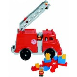 Set Ecoiffier Masina Pompieri