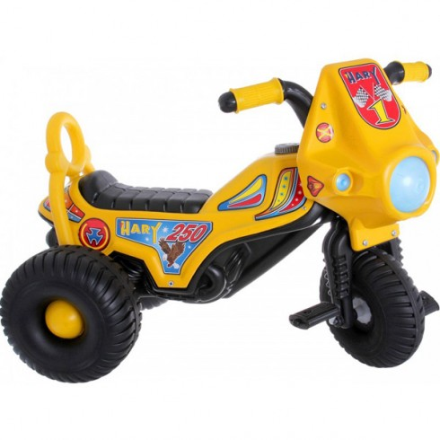 Tricicleta Super Plastic Toys Hary