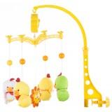 Carusel muzical pentru patut Chipolino Two yellow Ducks {WWWWWproduct_manufacturerWWWWW}ZZZZZ]