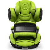 Scaun auto Kiddy PhoenixFix 3 cu sistem Isofix lime green