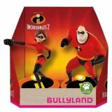 Set 2 figurine Bullyland Incredibilii 2