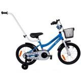 Bicicleta Sun Baby BMX Junior 16 albastru