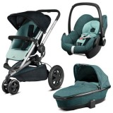 Carucior Quinny Buzz 3 in 1 novel nile