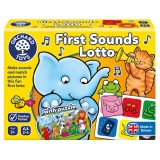 Joc educativ Orchard Toys Primele sunete First Sounds Lotto