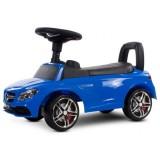 Masinuta de impins Sun Baby Mercedes AMG C63 Coupe albastru