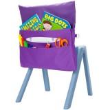 Organizator Harlequin pentru Scaun violet {WWWWWproduct_manufacturerWWWWW}ZZZZZ]