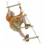 Scara franghie Wooden rungs Rope Ladder PP 10 - 240m - 5 trepte {WWWWWproduct_manufacturerWWWWW}ZZZZZ]