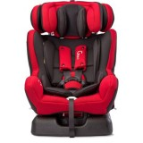 Scaun auto Caretero Galen red