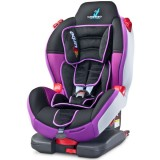 Scaun auto Caretero Sport Turbofix cu sistem Isofix purple