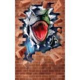 Tapet Walltastic Dinosaur