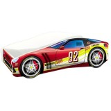 Patut MyKids Race Car 05 Red 140x70