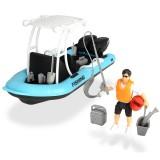 Barca de pescuit Dickie Toys Playlife cu figurina si accesorii {WWWWWproduct_manufacturerWWWWW}ZZZZZ]