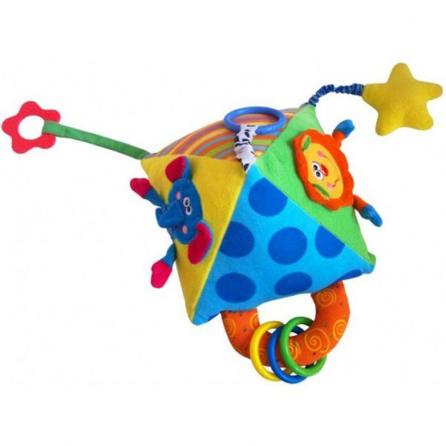 Jucarie educativa Baby Mix Piramida