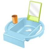 Organizator baie Rotho Baby Design Kiddy's Wash aquamarine