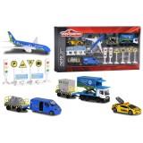 Set Majorette Big Airport Blue Sky cu 12 piese {WWWWWproduct_manufacturerWWWWW}ZZZZZ]