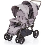 Carucior ABC Design Circle Tandem Plus woven grey 2018