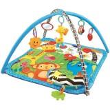 Covoras de joaca Sun Baby Zoo KID36251