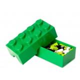 Cutie sandwich LEGO 2x4 verde inchis (40231734) {WWWWWproduct_manufacturerWWWWW}ZZZZZ]