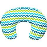 Perna de alaptat Womar Comfort Exclusive 140 cm albastru verde