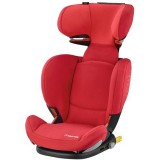 Scaun auto Maxi Cosi Rodifix Air Protect cu Isofix vivid red