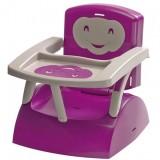 Scaun de masa Thermobaby Babytop 2 in 1 purple grey