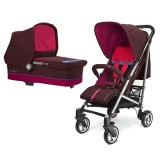 Carucior Cybex Callisto Carrycot 2 in 1 poppy red