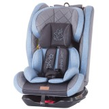 Scaun auto Chipolino Techno 0-36 kg blue cu sistem Isofix