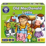 Joc educativ Orchard Toys Old Macdonald Lotto
