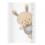 Saltea de infasat cu intaritura Klups Happy Bunny 068