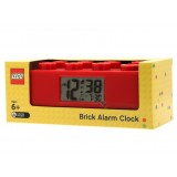 Ceas desteptator LEGO caramida rosie (9002168) {WWWWWproduct_manufacturerWWWWW}ZZZZZ]