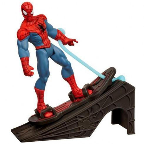 Jucarie Hasbro Spider Man Rocket Ramp