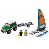 LEGO Masina 4x4 si Catamaranul (60149) {WWWWWproduct_manufacturerWWWWW}ZZZZZ]