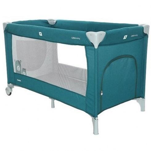 Patut pliabil Coto Baby Samba turquoise