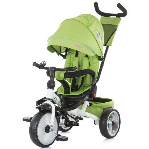 Tricicleta cu copertina si sezut reversibil Chipolino Max Relax green {WWWWWproduct_manufacturerWWWWW}ZZZZZ]