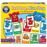 Joc in limba engleza Orchard Toys Catelusii Red Dog Blue Dog