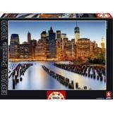 Puzzle Educa City of Skyscrapers 1000 piese