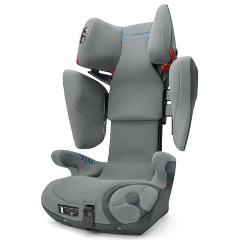 Scaun auto Concord Transformer X Bag stone grey cu Isofix
