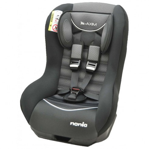 Scaun auto Nania Maxim graphic black