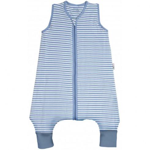 Sac de dormit Slumbersac Blue Stripes 3-4 ani 1.0 Tog