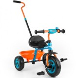 Tricicleta Milly Mally Turbo blue orange