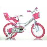 Bicicleta Dino Bikes 164R-HK Hello Kitty 16