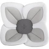 Cadita de plus Blooming Bath Lotus alb gri deschis gri inchis