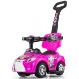 Masinuta Milly Mally Kid 3 in 1 pink