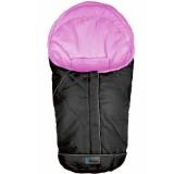 Sac de dormit Altabebe Nordic Line 78 cm negru roz